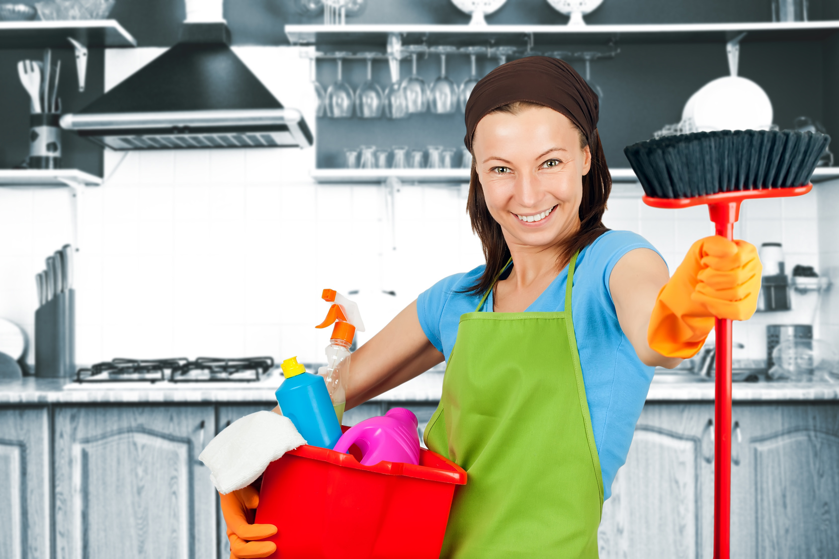 Apartment Cleaning Tips | Rhino Property Management