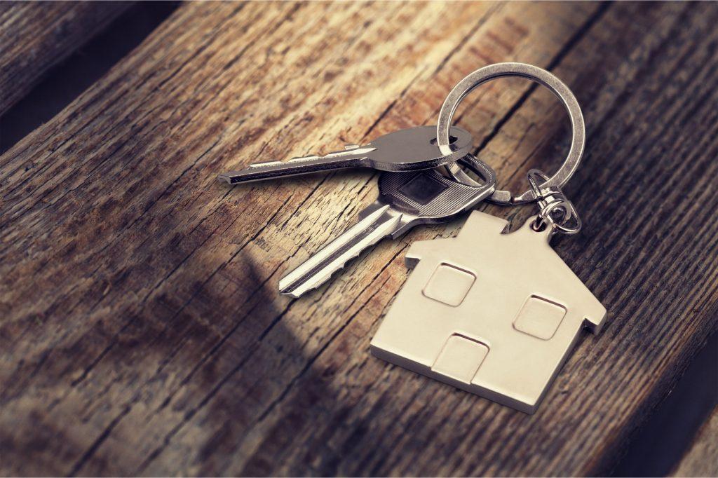 Landlord's keys