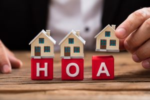 Homeowners association property models