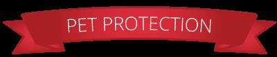pet protection ribbon